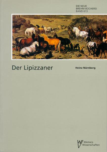 Der Lipizzaner als Buch