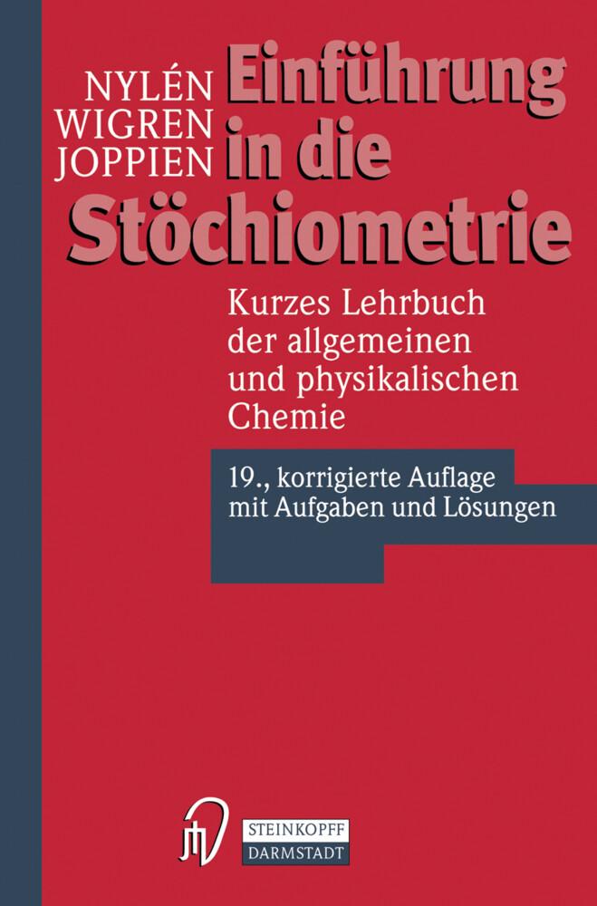 Einführung in die Stöchiometrie als Buch
