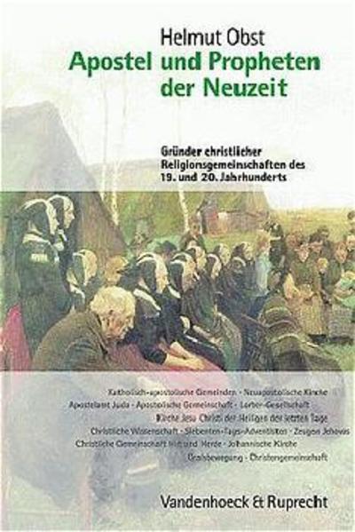 Apostel und Propheten der Neuzeit als Buch