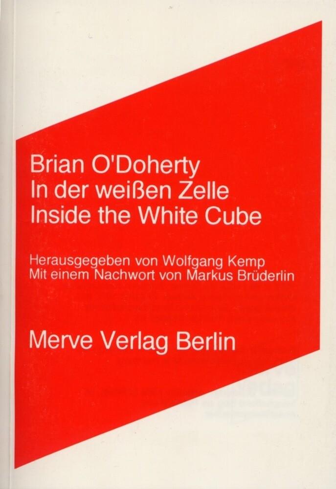 In der weißen Zelle als Buch