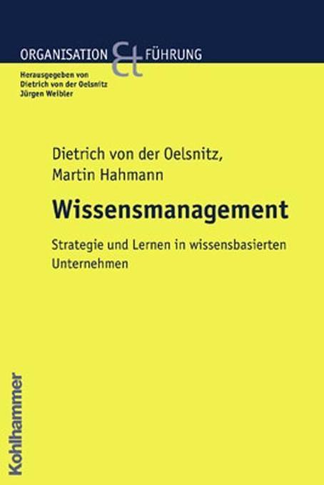 Wissensmanagement in Organisationen als Buch