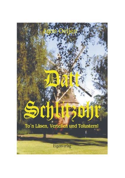 Datt Schlitzohr als Buch