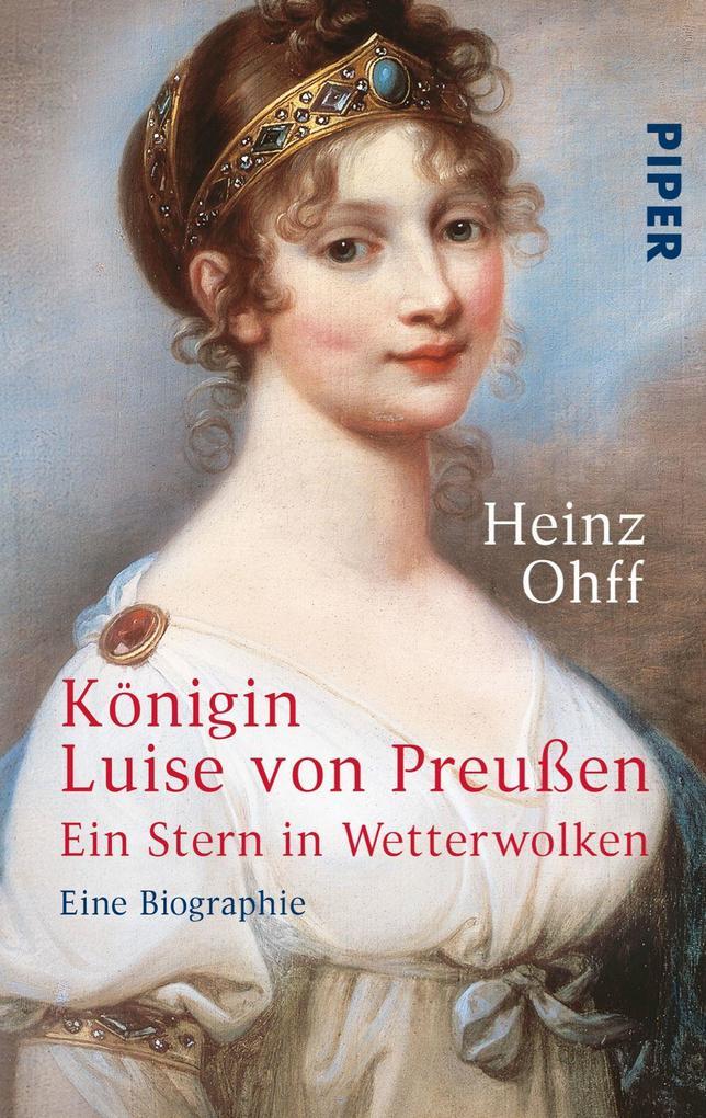 Königin Luise von Preußen als Taschenbuch