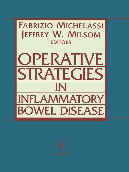 Operative Strategies in Inflammatory Bowel Disease als Buch