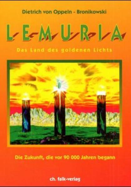 Lemuria, das Land des goldenen Lichts als Buch