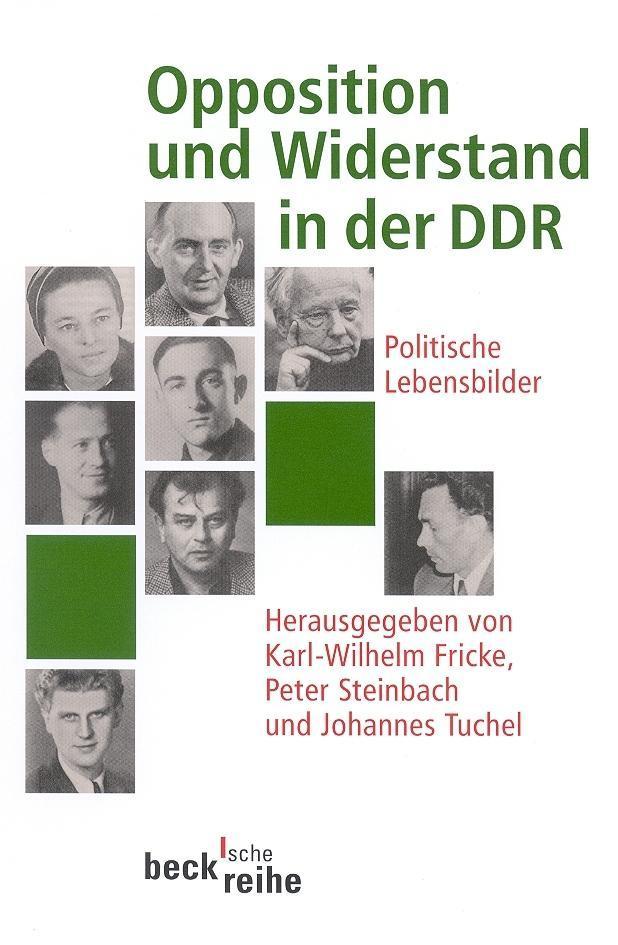 Opposition und Widerstand in der DDR als Taschenbuch