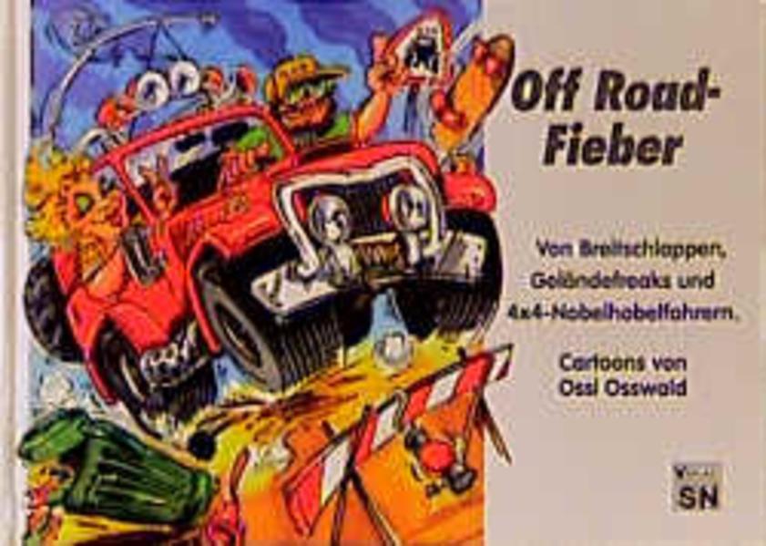Off Road-Fieber als Buch