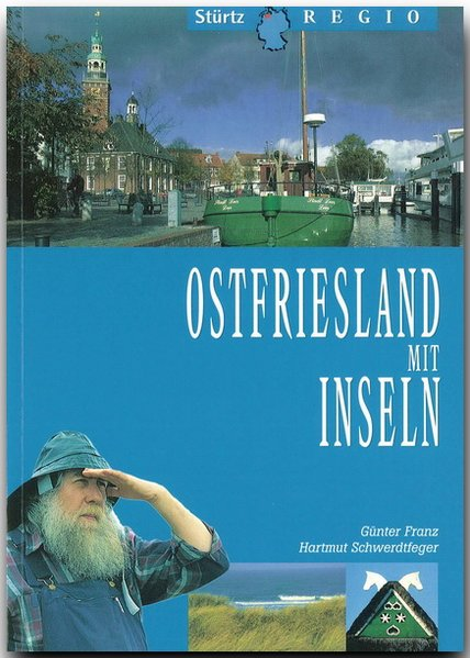 Ostfriesland mit Inseln als Buch