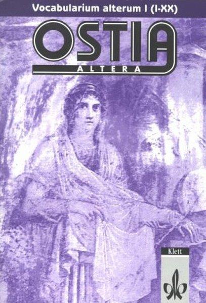 Ostia altera 1. Vocabularium alterum 1 als Buch