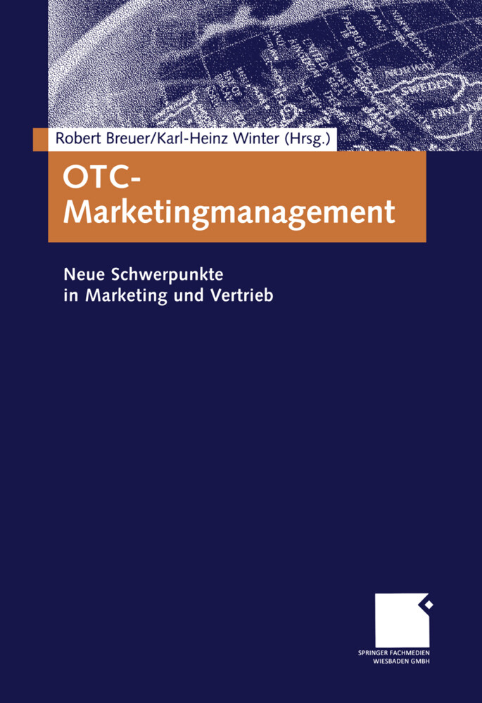 OTC-Marketingmanagement als Buch