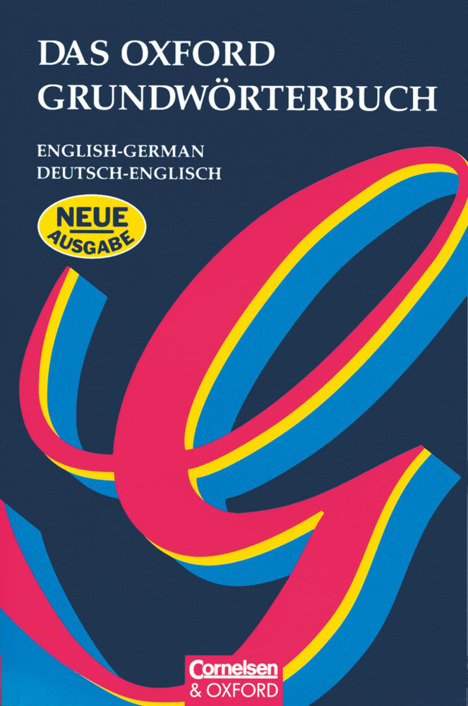 Das Oxford Grundwörterbuch English-German, Deutsch-Englisch als Buch