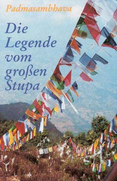 Die Legende vom großen Stupa als Buch