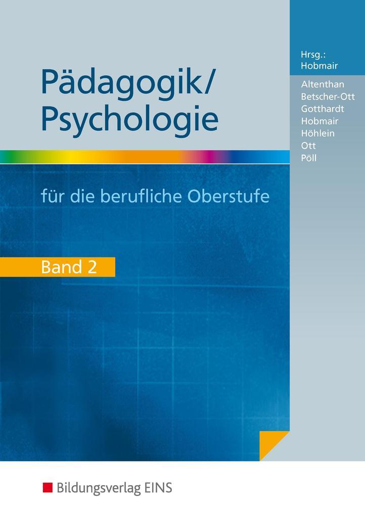 Pädagogik / Psychologie für die Berufliche Oberstufe als Buch