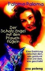 Der Schatz-Engel mit den Pfauenflügeln als Buch