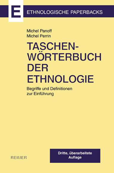 Taschenwörterbuch der Ethnologie als Buch