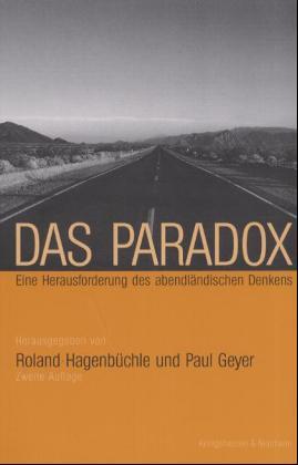 Das Paradox als Buch