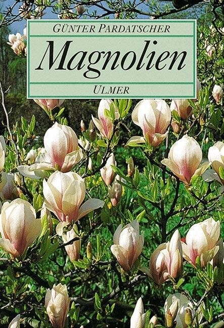 Magnolien als Buch
