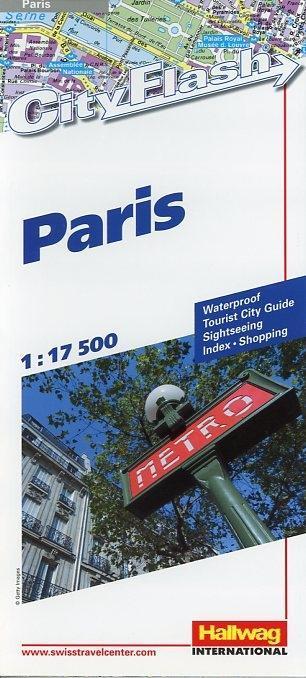 Paris 1 : 17 500. City Flash als Buch