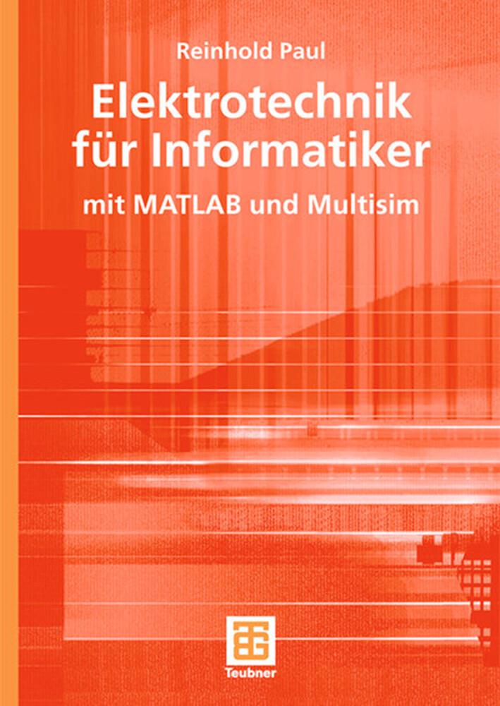 Elektrotechnik für Informatiker als Buch