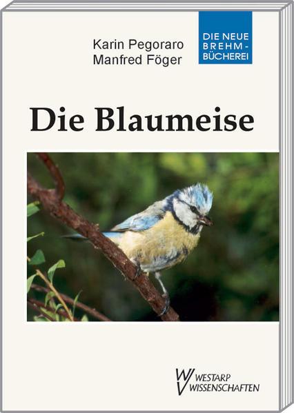 Die Blaumeise als Buch