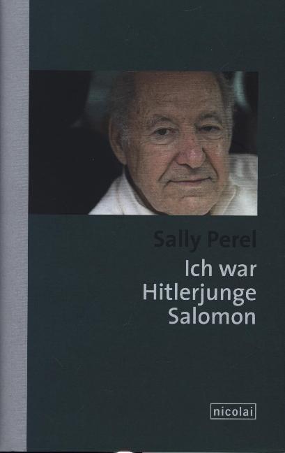 Ich war Hitlerjunge Salomon als Buch