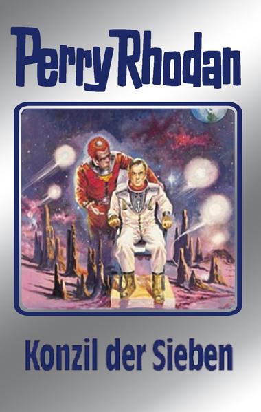 Perry Rhodan 74. Konzil der Sieben als Buch
