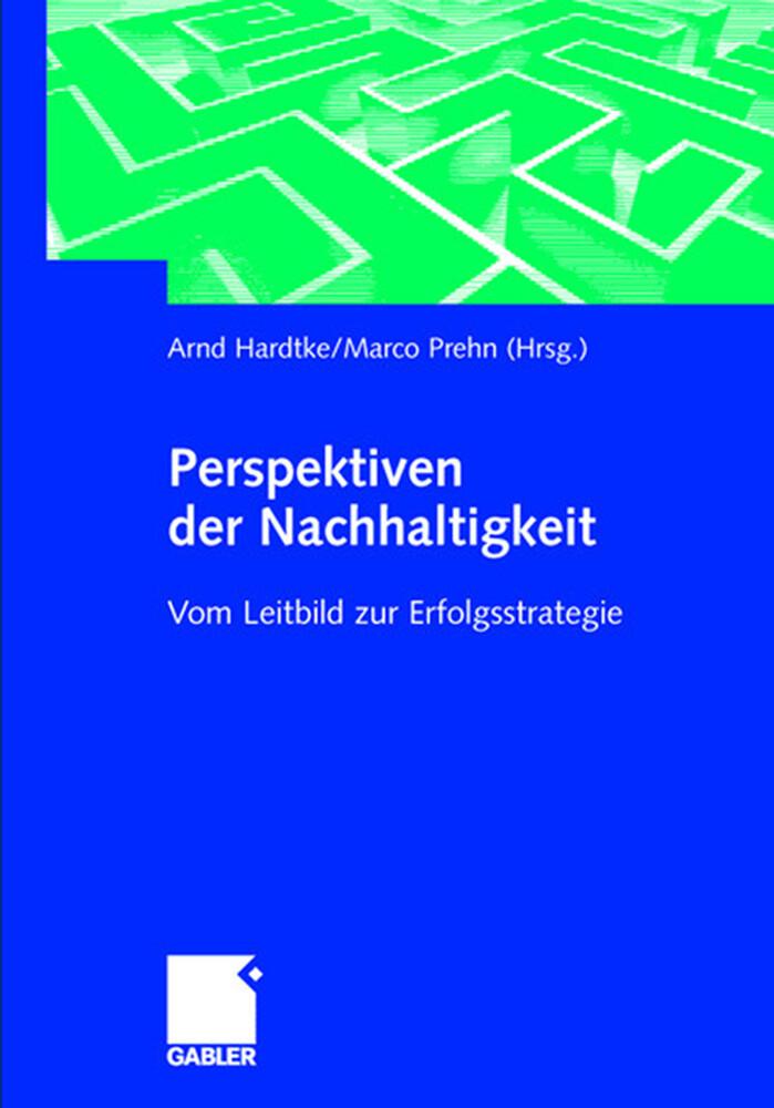 Perspektiven der Nachhaltigkeit als Buch