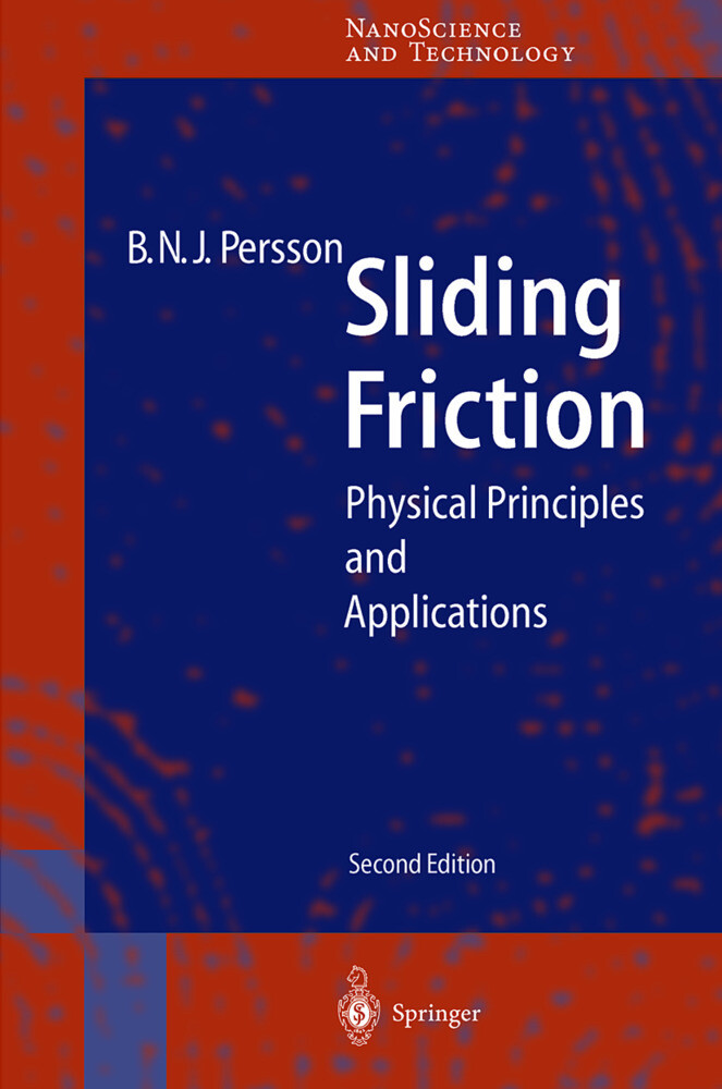 Sliding Friction als Buch