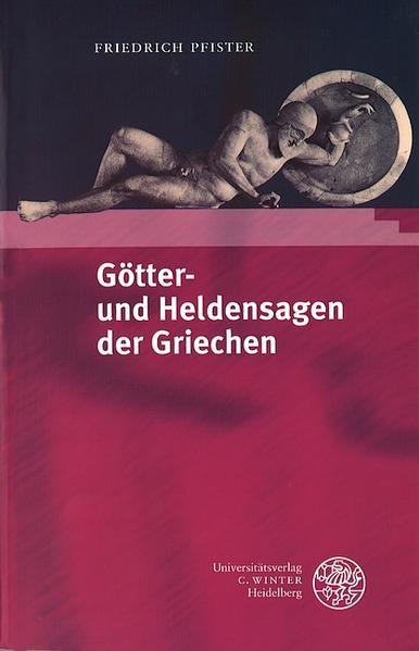 Götter- und Heldensagen der Griechen als Buch