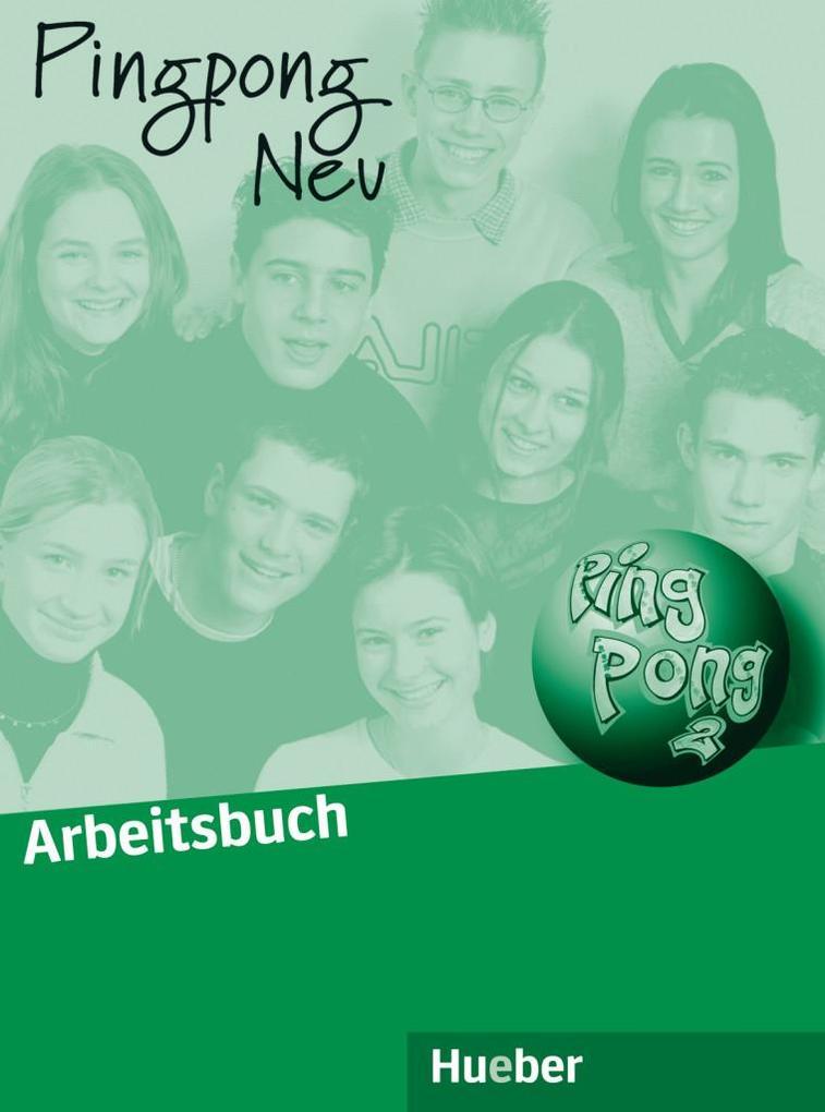 Pingpong neu 2. Arbeitsbuch als Buch