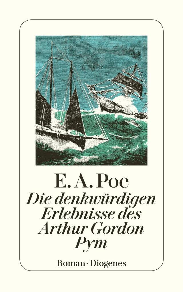 Die denkwürdigen Erlebnisse des Arthur Gordon Pym als Taschenbuch