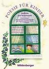 Poesie für Kinder. 3./4. Schuljahr. Gedichte und Sprachspiele