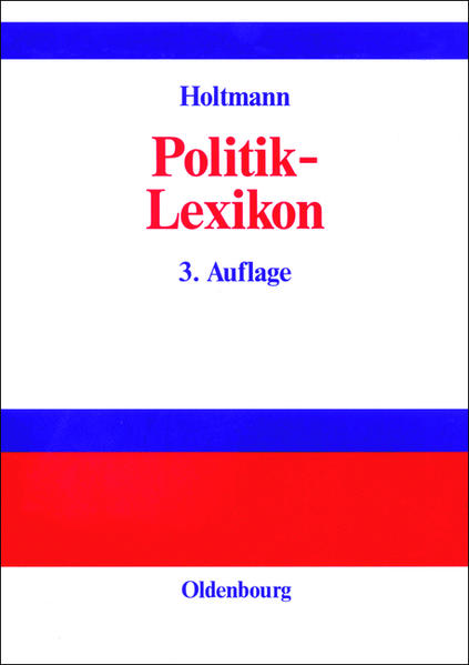 Politik-Lexikon als Buch