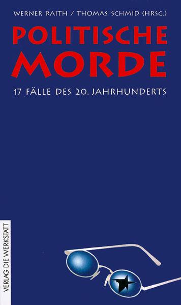 Politische Morde als Buch