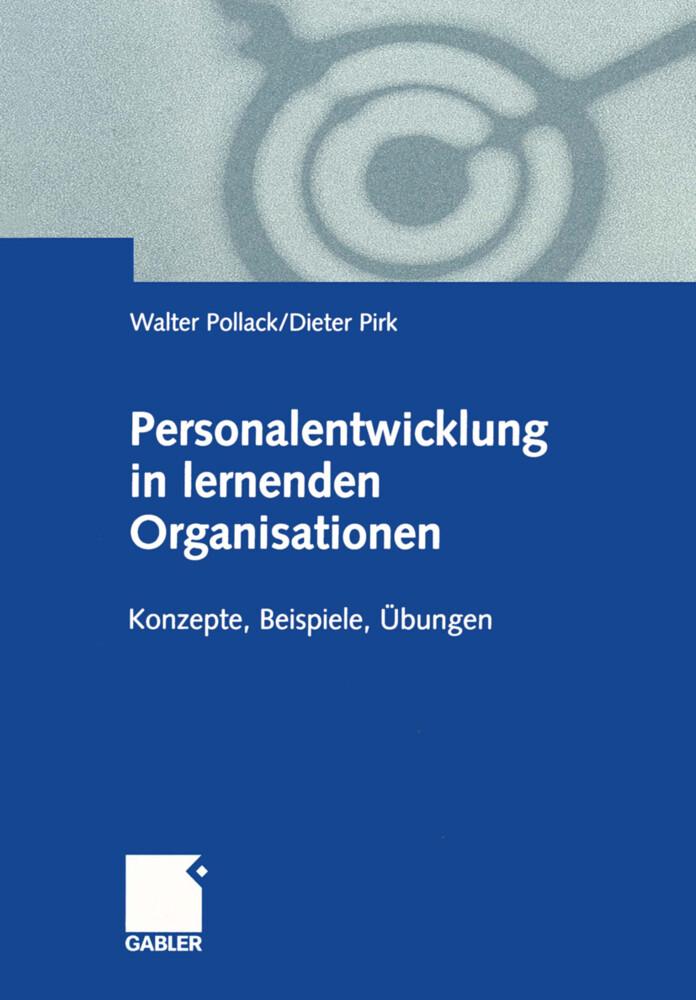 Personalentwicklung in lernenden Organisationen als Buch