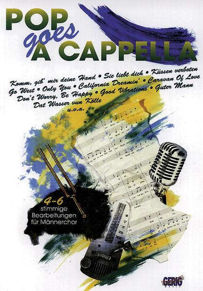 Pop goes a Cappella als Buch