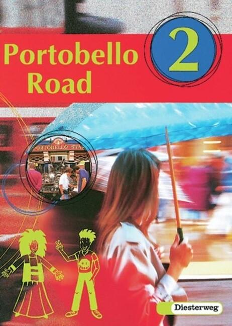 Portobello Road 2. Textbook als Buch