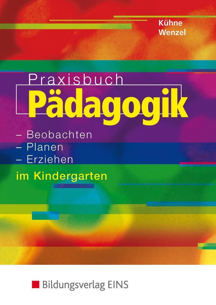 Praxisbuch Pädagogik als Buch
