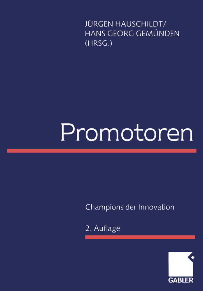 Promotoren als Buch