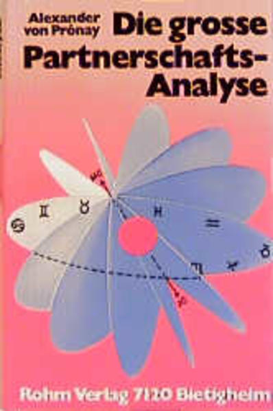 Die große Partnerschafts - Analyse als Buch