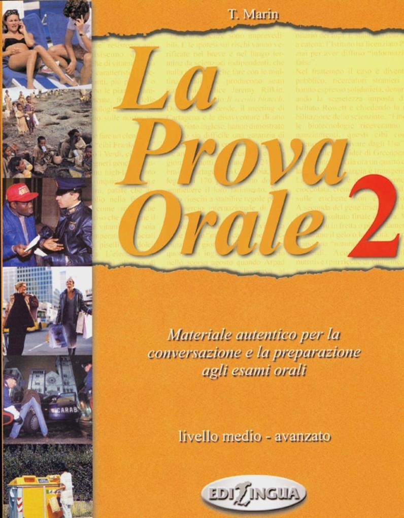 La Prova Orale 2 als Buch