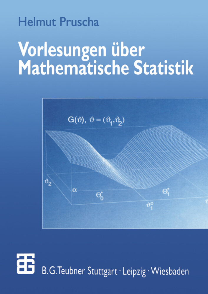 Vorlesungen über Mathematische Statistik als Buch