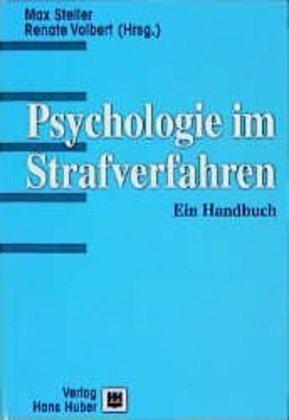Psychologie im Strafverfahren als Buch