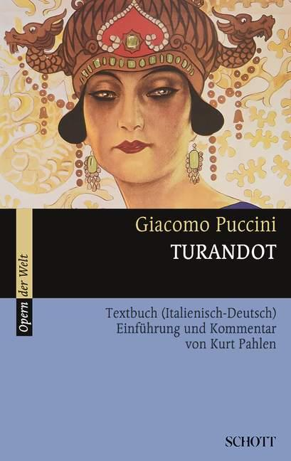 Turandot als Buch