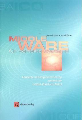 Middleware für verteilte Systeme als Buch