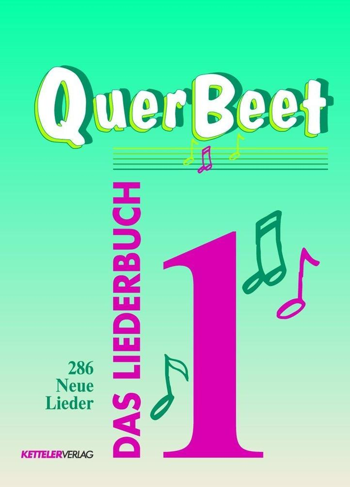 QuerBeet 1 als Buch