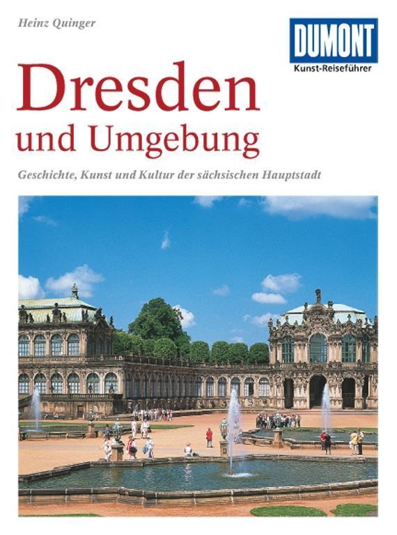 DuMont Kunst-Reiseführer Dresden als Buch