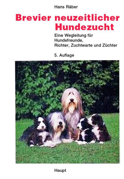 Brevier neuzeitlicher Hundezucht als Buch