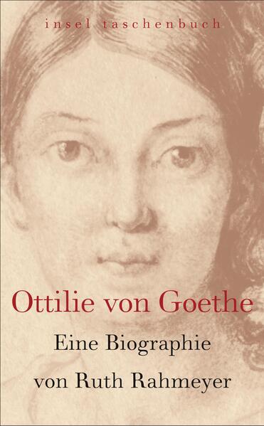 Ottilie von Goethe als Taschenbuch