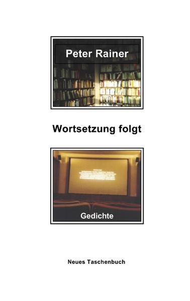 Wortsetzung folgt als Buch